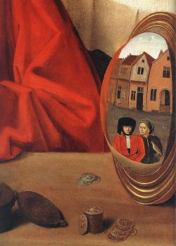 Petrus Christus : St Eligius In His Workshop